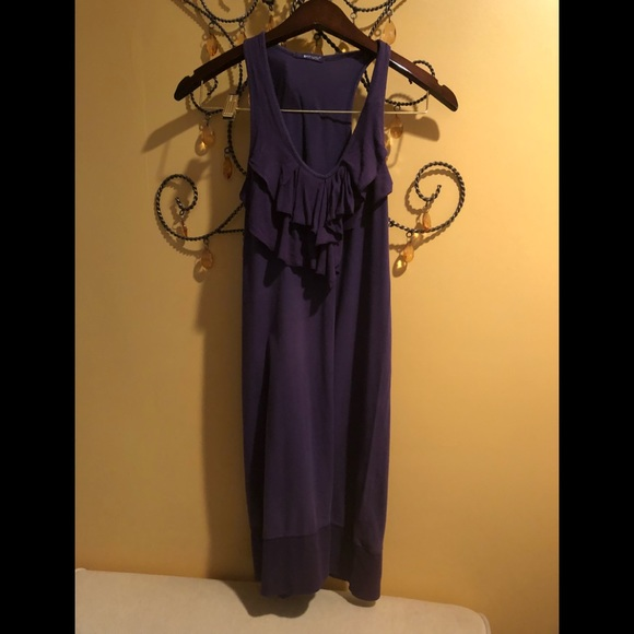 LAmade Dresses & Skirts - LAmade purple cute summer dress size small